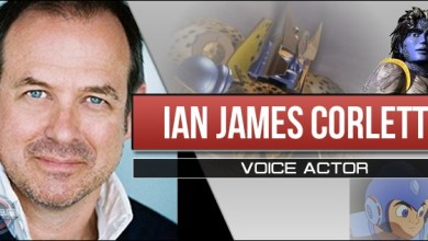Photo of Interviews – Ian James Corlett