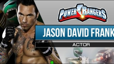 Photo of Interviews – Jason David Frank