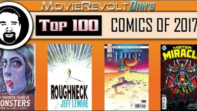 Photo of Top 100 Comics of 2017