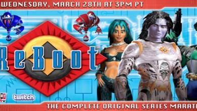 Photo of Shout! Factory TV, Twitch to Host REBOOT: THE COMPLETE ORIGINAL SERIES March 28 at 3 p.m. PT