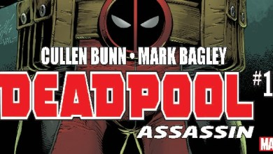 Photo of Prepare For Mercenary Action In DEADPOOL: ASSASSIN #1!
