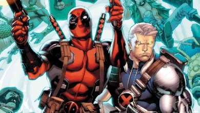 Photo of History's Favorite Duo is Back in CABLE AND DEADPOOL ANNUAL #1!