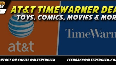 Photo of Thoughts on AT&T Time Warner Deal & What We're Geeking Out To