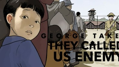 Photo of George Takei's They Called Us Enemy Coming in 2019