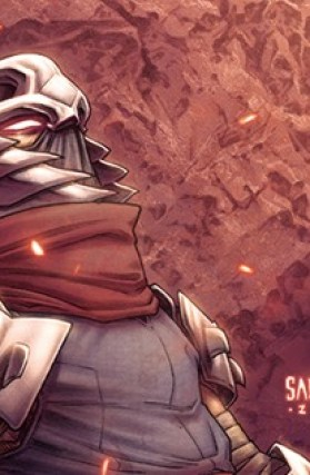Shredder In Hell Explores The Sinister Forces Behind The Idw