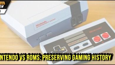 Photo of Nintendo vs ROMS: Preserving Gaming History