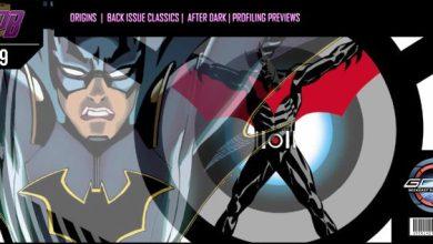 Photo of The Pull Bag – EP 299 – Batman Beyond – Batwomen Beyond Play Gotham Games!