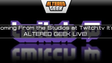 Photo of Altered Geek – 320 – Trying Livestreaming… Again, and Gaming News