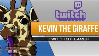 Photo of Altered Geek – Spotlight – Kevin the Giraffe