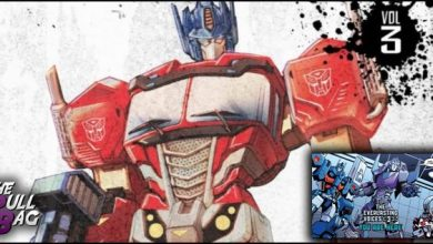 Photo of The Pull Bag – EP 348 – AUTOBOTLY APRIL – Transformers Optimus Prime and Lost Light V3!