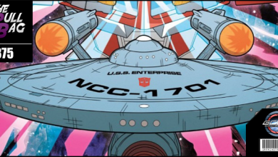 Photo of The Pull Bag – EP 375 – IDW Publishing – Star Trek Vs Transformers
