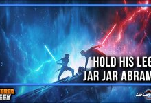 Photo of Altered Geek – 341 – Hold His Legs Jar Jar Abrams