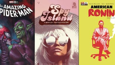 Photo of This Week's Best Comic Book Covers