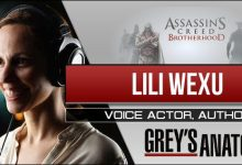 Photo of Interviews – Lili Wexu – Get Clever About Voice Acting and Announcing