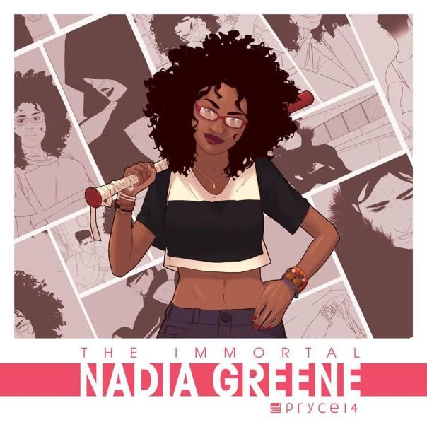 Nadia Greene