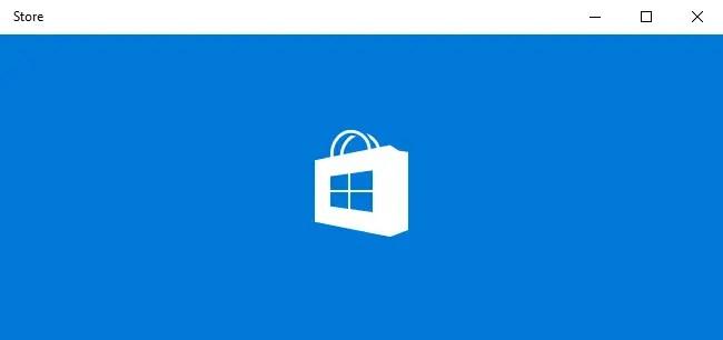 windows 10 store app closes immediately