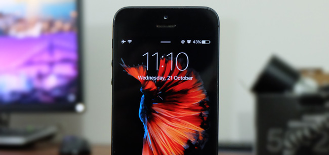 Iphone 6s Plus Live Wallpaper: Get IPhone 6s Live Wallpapers On IPhone 6 & Older Devices