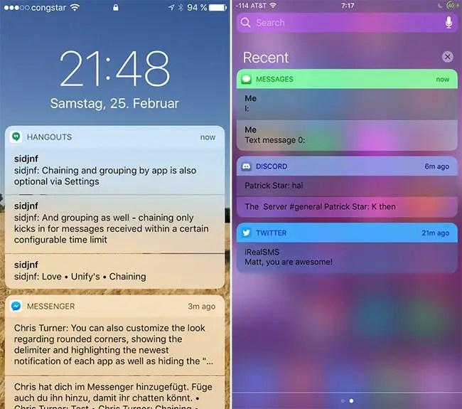 40+ Best New Cydia Tweaks For iOS 10 - 10 2