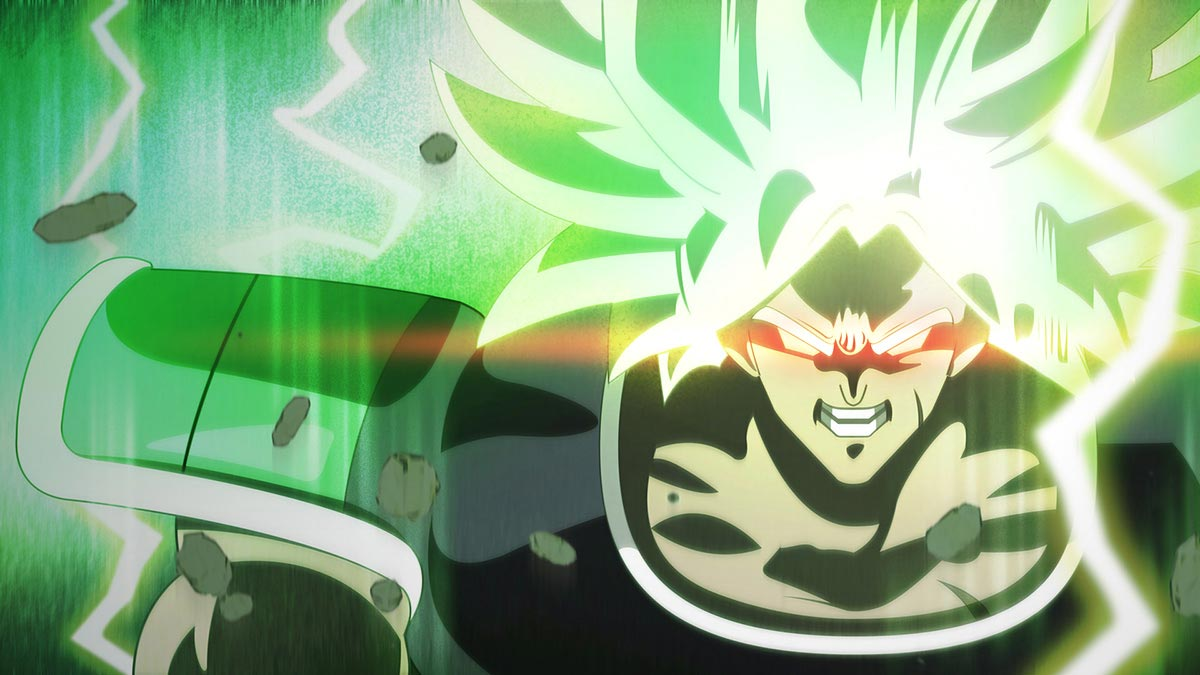 Download This Dragon Ball Super Broly Wallpaper To Get Hyped For The Movie