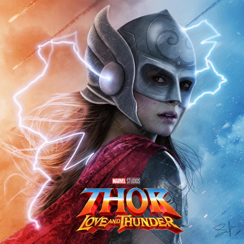 Here S What Natalie Portman May Look Like As Thor In Love