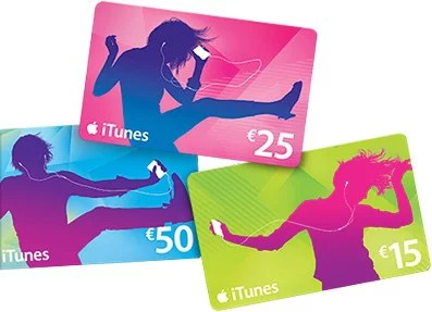 Regali last minute: iTunes Card