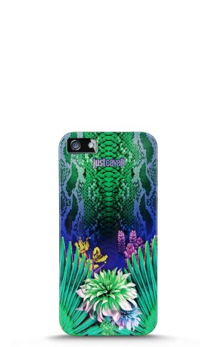 Tropicale e selvaggia, per iPhone 5 (Just Cavalli, 19 euro)