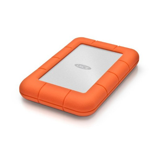Hard Disk portatile antiurto Lacie 500 GB