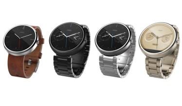 Smartwatch Moto 360
