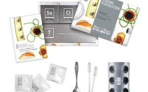 Set di cucina molecolare