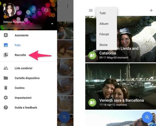Google Foto: composizioni automatiche con le tue foto