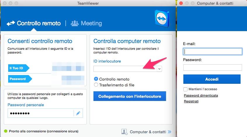 Teamviewer: come controllare un computer da remoto