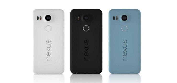 I nuovo Nexus presentati da Google a settembre 2015