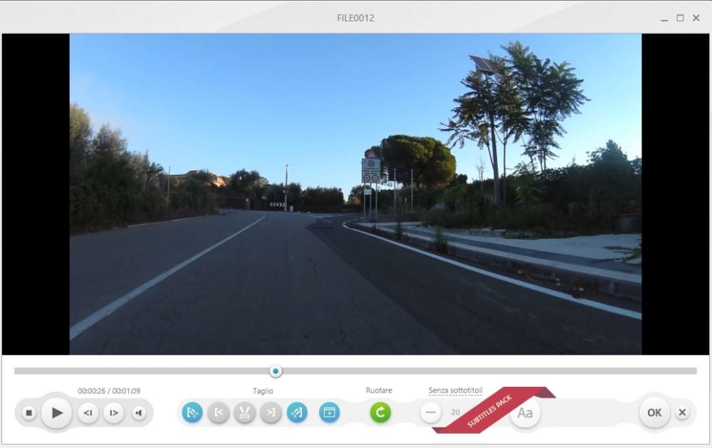 Come tagliare un video con Freemake Video Converter