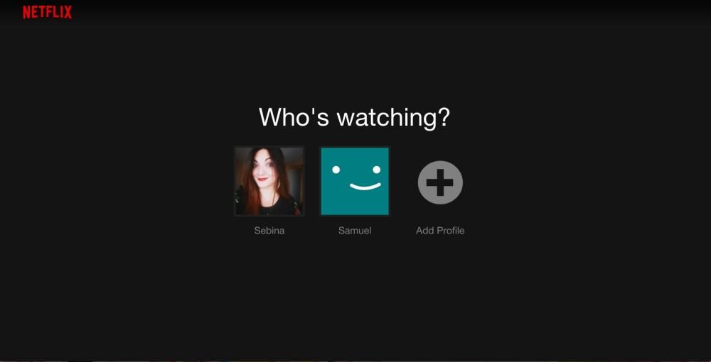 Netflix: chi sta guardando