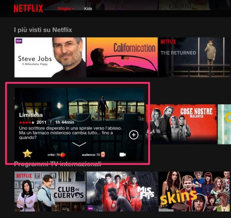 NEnhancer aggiunge nuove funzioni a Netflix