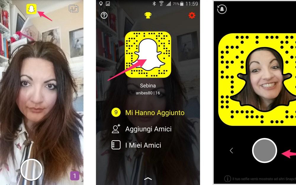 Snapchat: come cambiare il fantasmino