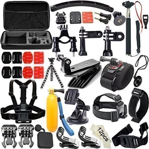 50 accessori per GoPro Hero 3 e 4