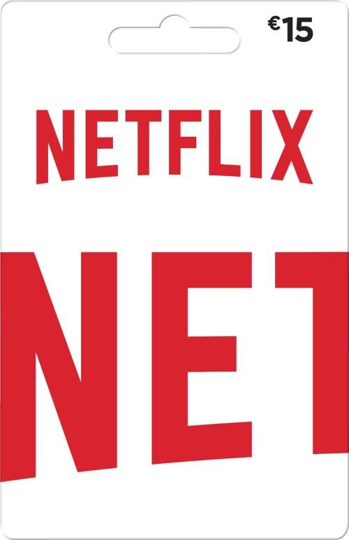 Regali last minute: Netflix Gift Card