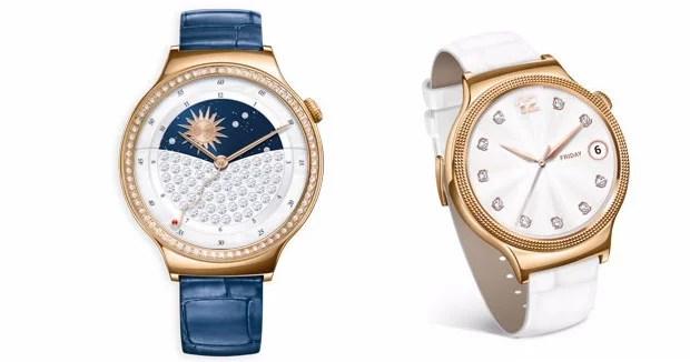 Huawei Watch Swarovski: 10 temi esclusivi per il display