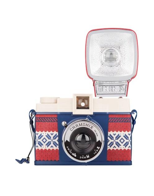 Macchina fotografica con Flash Lomography
