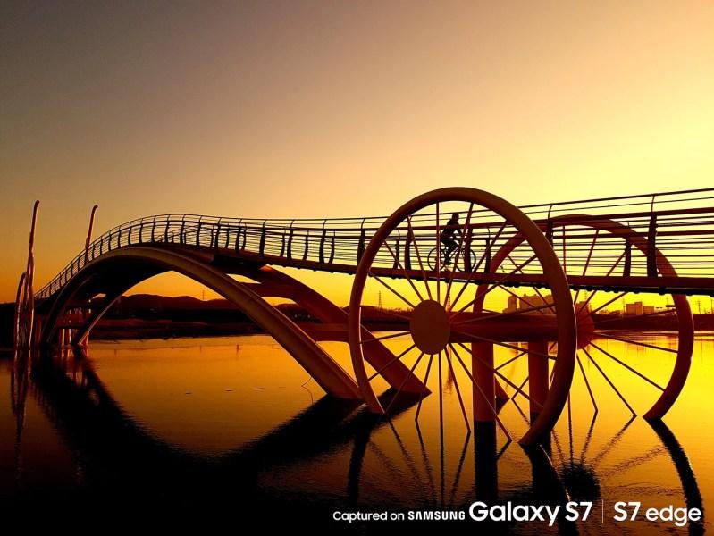 Foto scattata con Samsung Galaxy S7 con scarse condizione di luminosità
