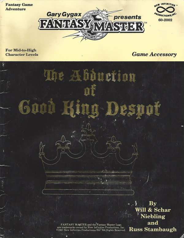 Abduction of Good King Despot