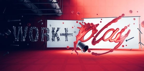 Create an Incredible Typographic Illustration 3d tutorials