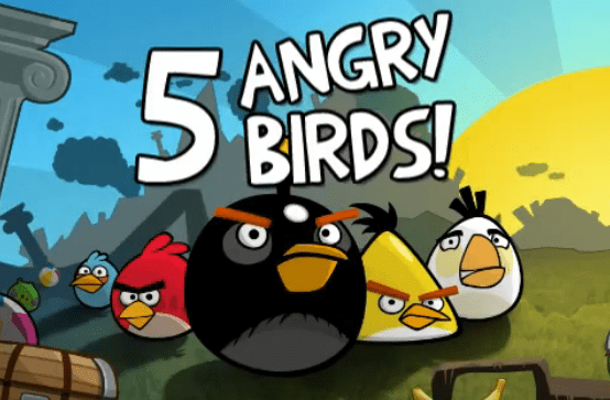 angry birds for pc