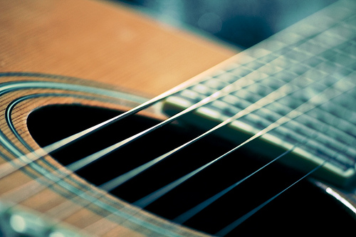 learn guitar lesson online