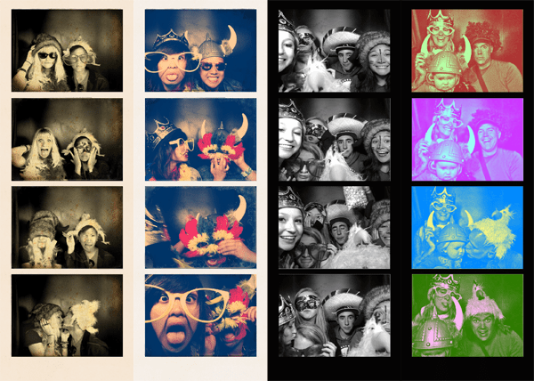 Photo Booth Effects in Image