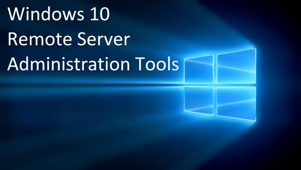 9 Free Windows Server Administration Tools
