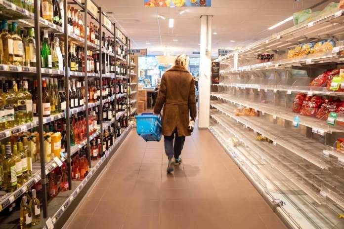 shopper behavior from cover-19