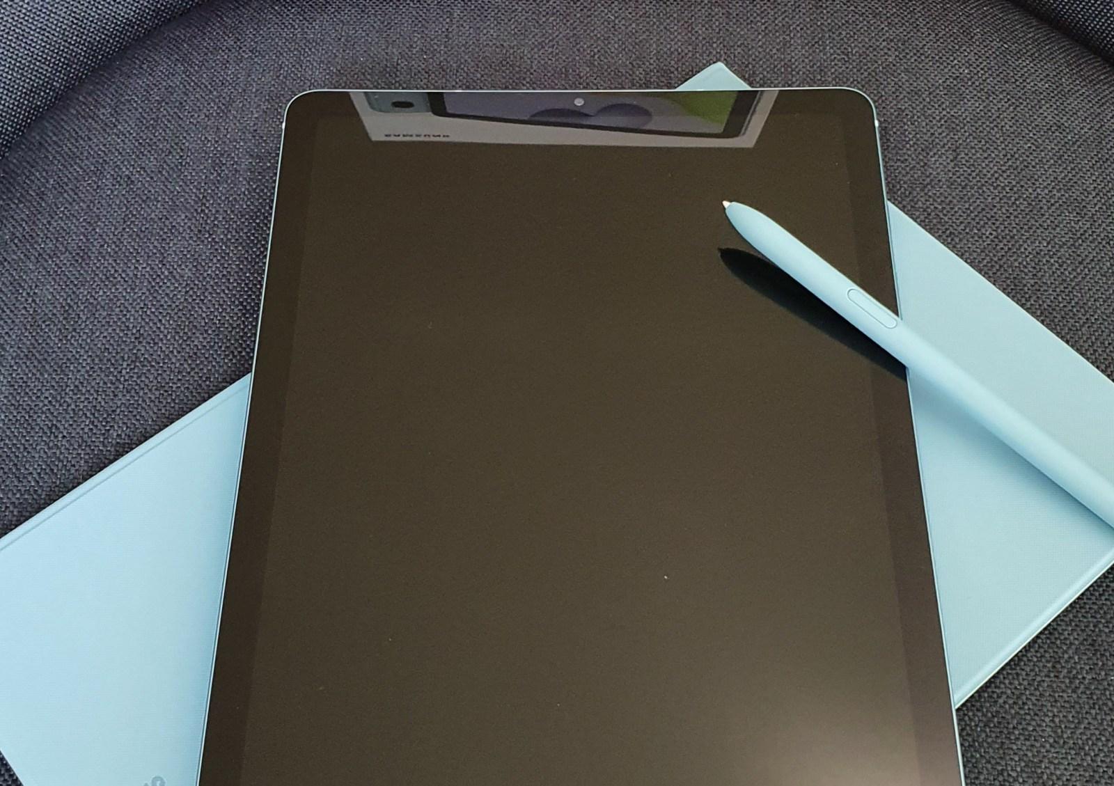 Galaxy Tab S6 Lite Angora blue