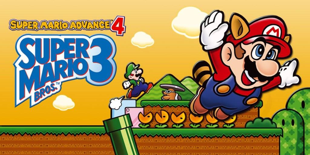 Super Mario Advance 4
